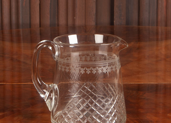An Early 20th Century Water Jug with Pall Mall Decoration