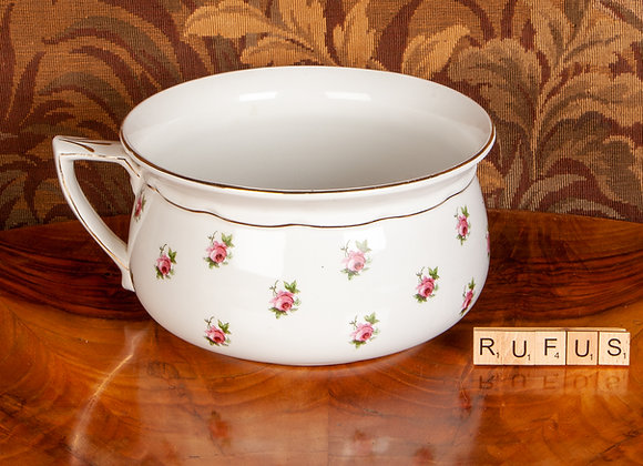 Late Victorian Chamber Pot
