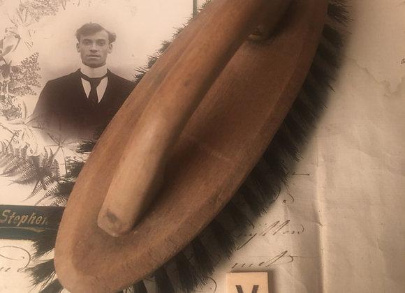 Natural Bristle Shoe Brush