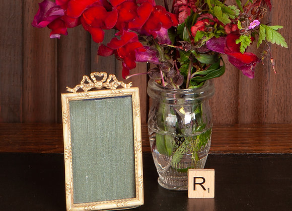 Small Victorian Photograph Frame