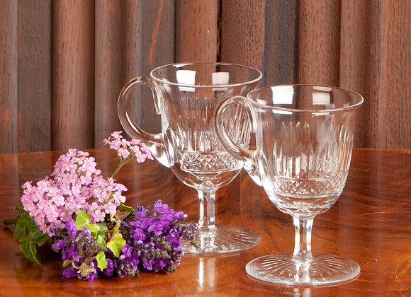 A Pair of Victorian Custard Cups