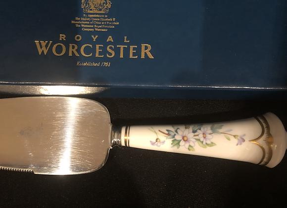 Royal Worcester Cake Slice