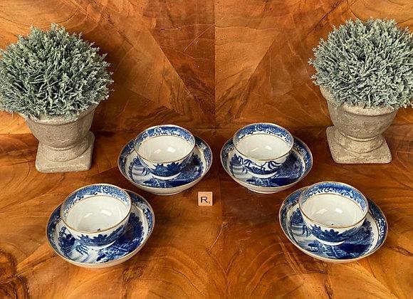 Early 19th Century Tea Bowls