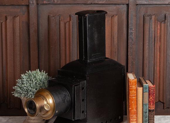 A Victorian Magic Lantern