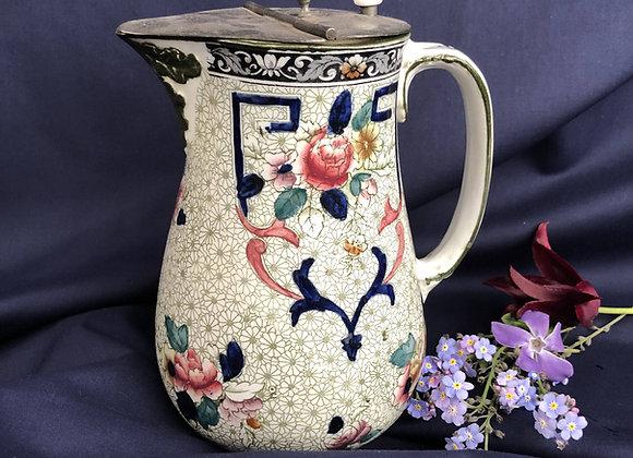 Late Victorian Coffee Pot / Hot Water Jug