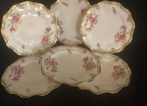 Royal Crown Derby Tea Plates