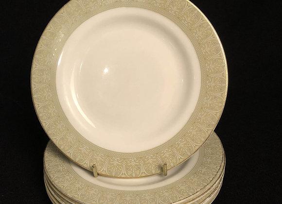 6 Royal Doulton Sonnet Tea Plates