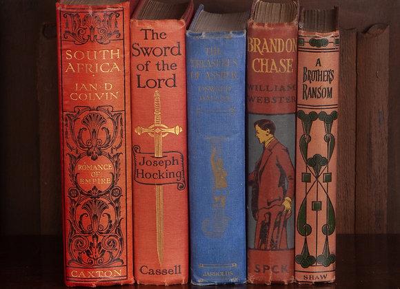 5 Early 20th Century Children's Books