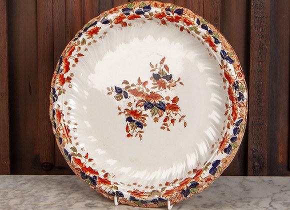 Victorian Bread Plate
