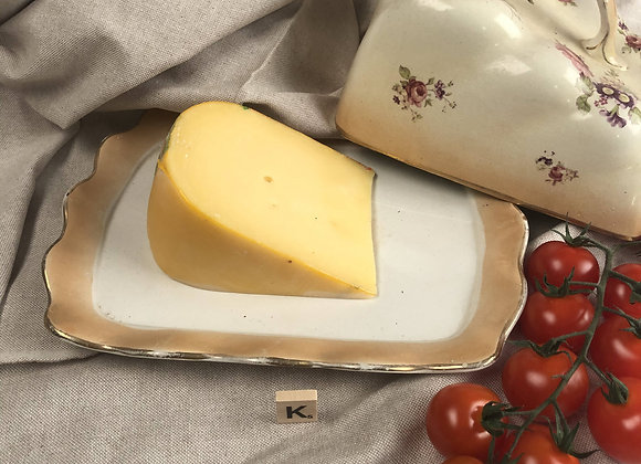 Victorian Pottery Cheese Dish
