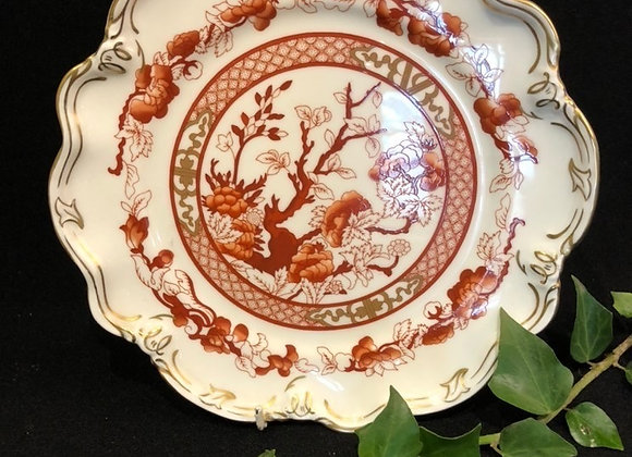 Indian Tree Plate by Coalport