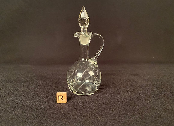 Victorian Oil Bottle