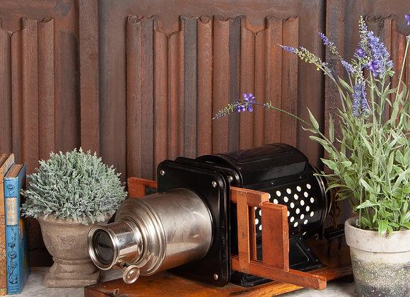 An Early 20th Century Magic Lantern