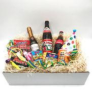 Digital Event Box - Party Box - Passend zu unseren digitalen und hybriden Events bieten wir die Lösung um Ihre Veranstaltung fühlbar zu machen