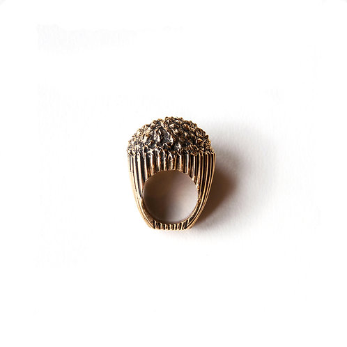 Anello Litchi Cup Nature - Litchi Cup Nature Ring
