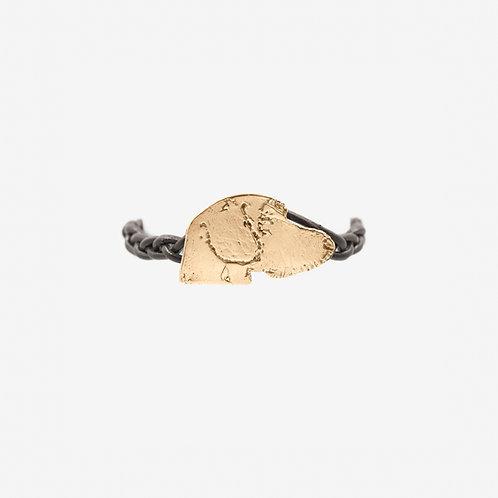 Long Haired Dachshund Bracelet