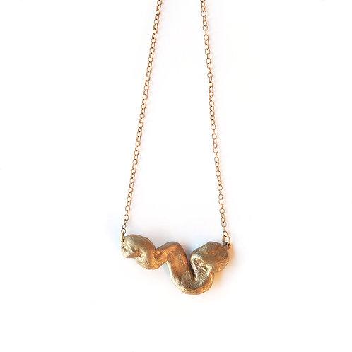 Collana Consumato dalle Onde - Consumed By The Sea Necklace