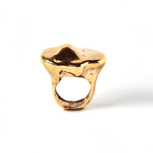 Anello Pantelleria Bronzo - Pantelleria Bronze Ring