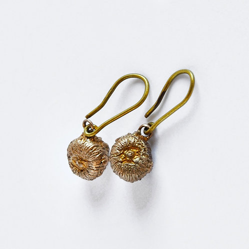 Orecchini Piccolo Occhio Grande Vista Pendenti - Small Eye Dangling Earrings