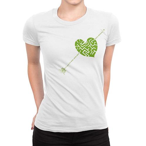 Think Green Think Artigano T-shirt Women