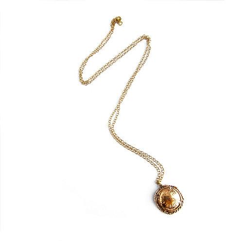 Collana champagne - Champagne Necklace