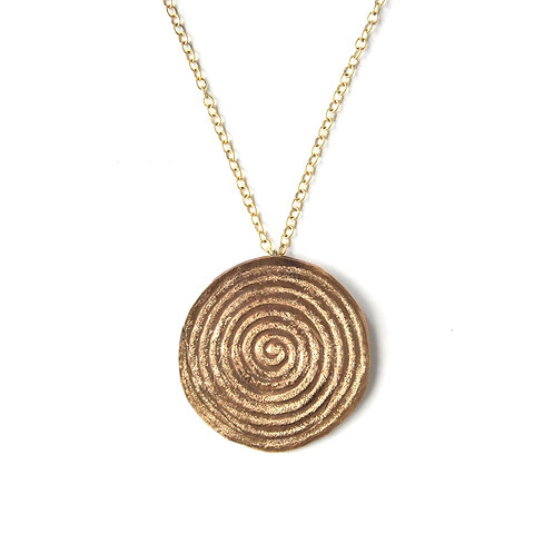 Collana Spirale - Spiral Necklace