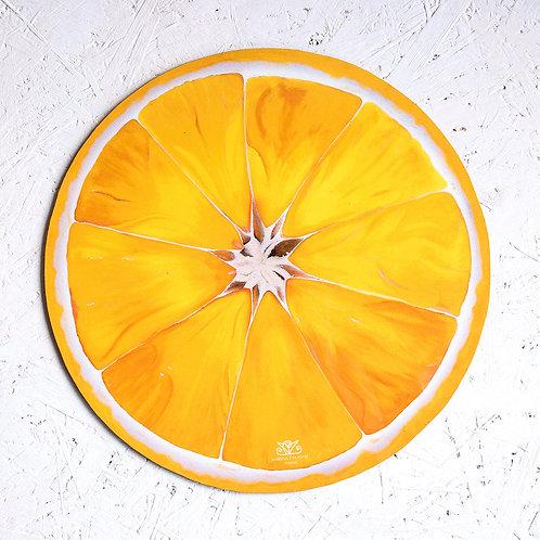 Sottopiatto Vitaminico Limone