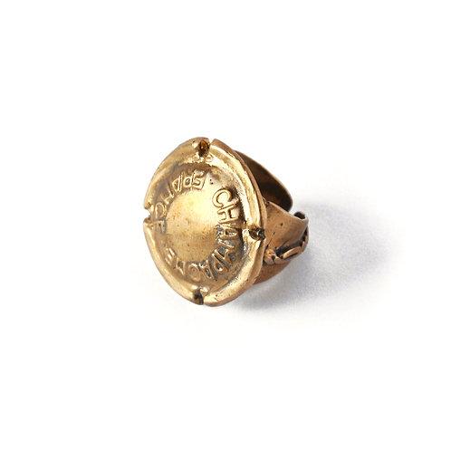 Anello Champagne - Champagne ring