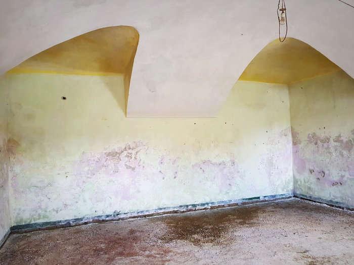 Salone d'epoca interno