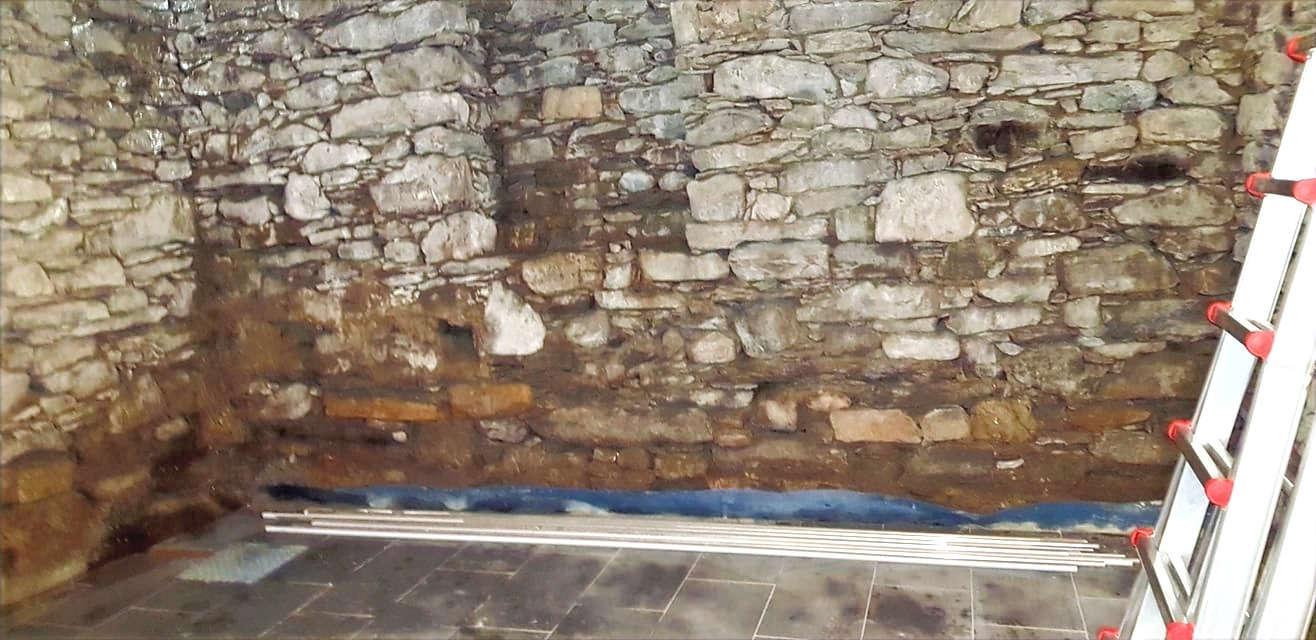 Murature in pietrame