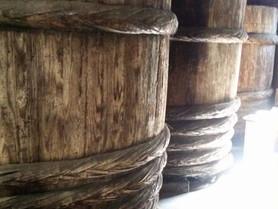 発酵の里、千葉神崎で江戸時代の醤油をつくる