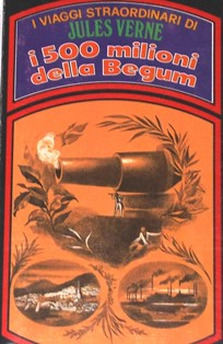 I 500 milioni della Begum - Jules Verne