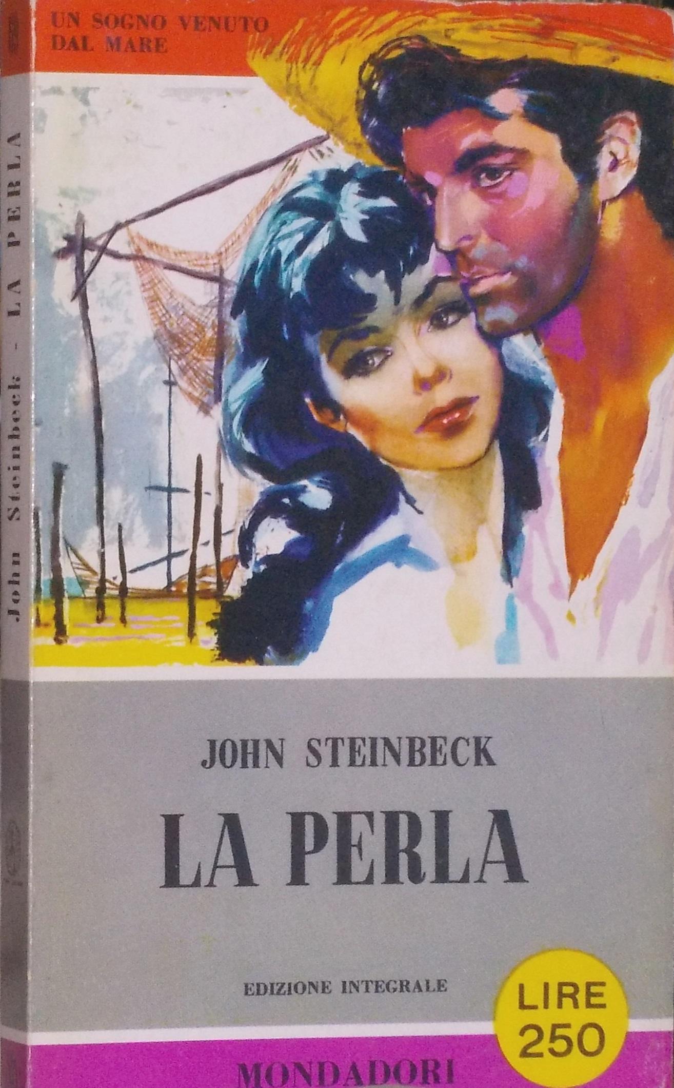 Cop. La perla (e altri racconti) - J