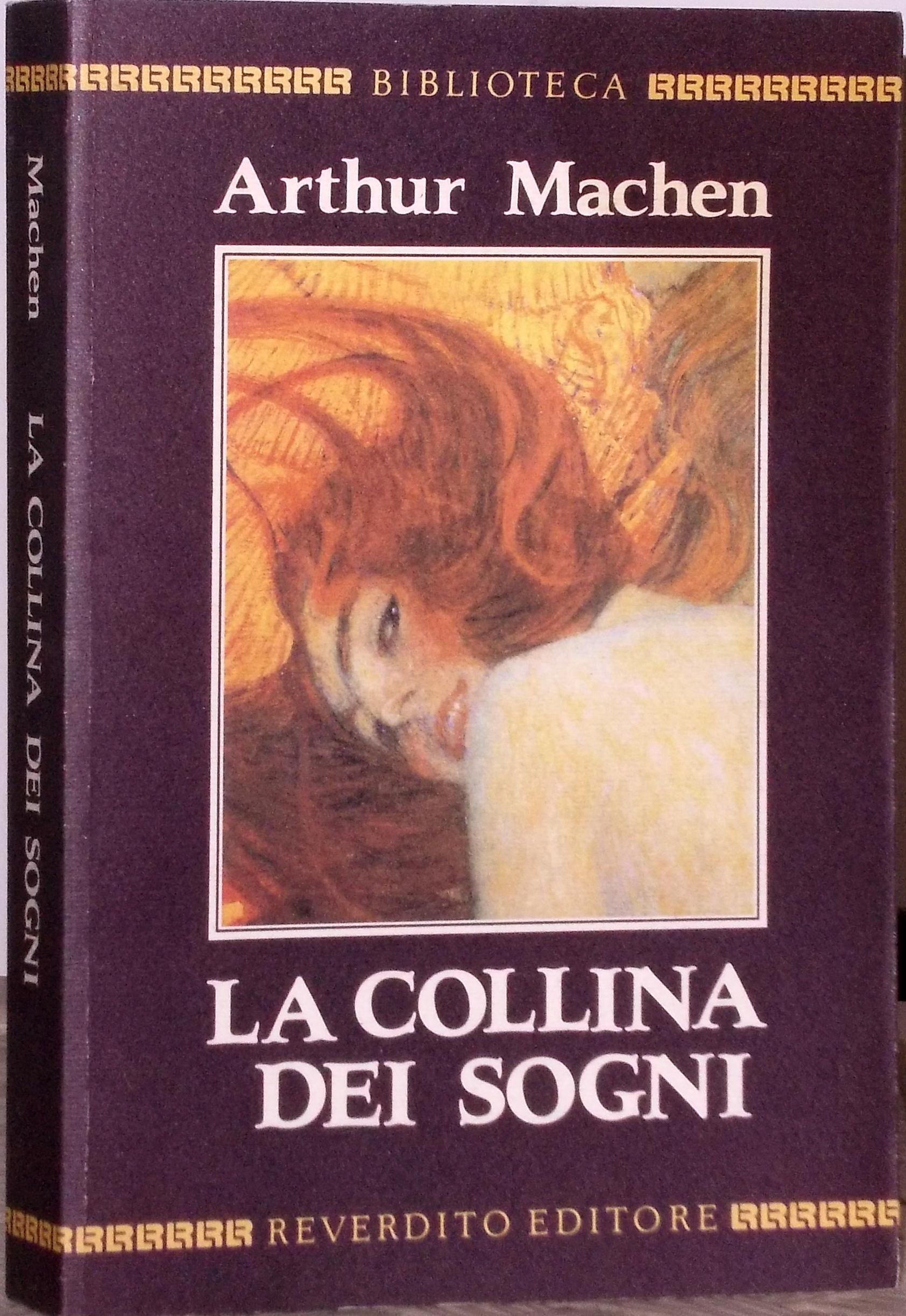 La collina dei sogni - A. Machen