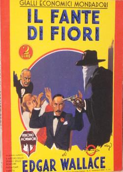 Cop. Il fante di fiori - Edgar Wallace - 1933