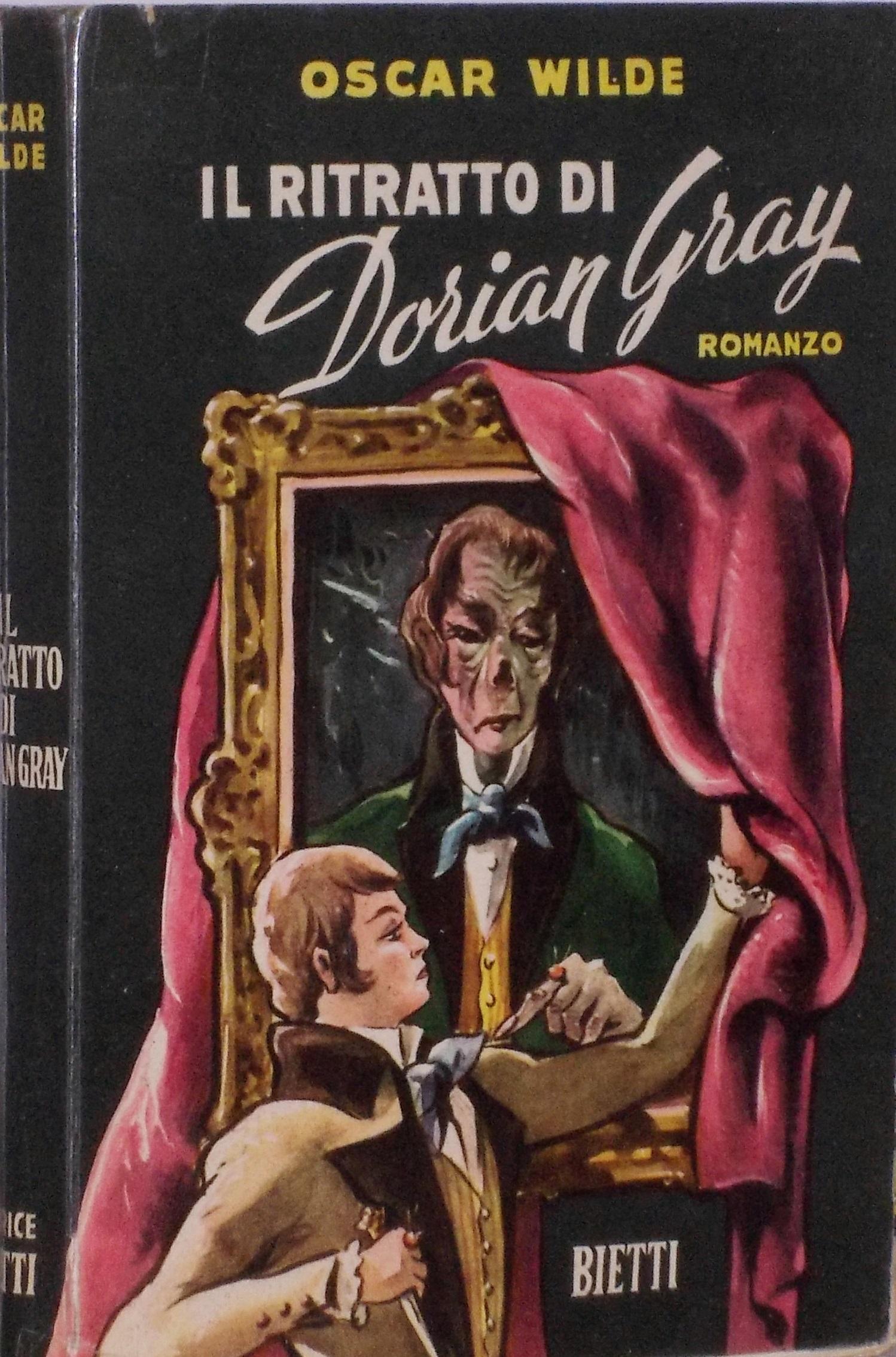 cop. di   Il ritratto di Dorian Gray  ( Ed.1956)