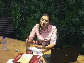 #Elavence Perfil - A capacitação para mulheres e o bem-estar unidos no mundo Business