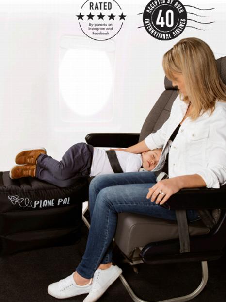 Plane Pal Pillow + Pump Kit