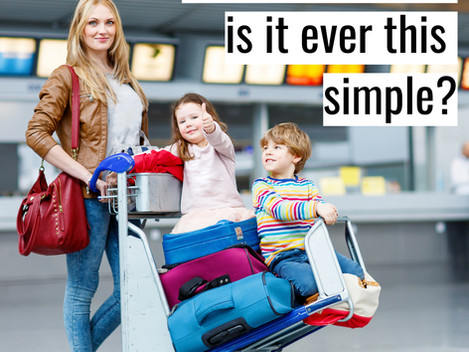 FamilyCab is here to help when you travel on your own.