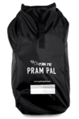 Pram Pal (Pram Protector and Secret Luggage Compartment)