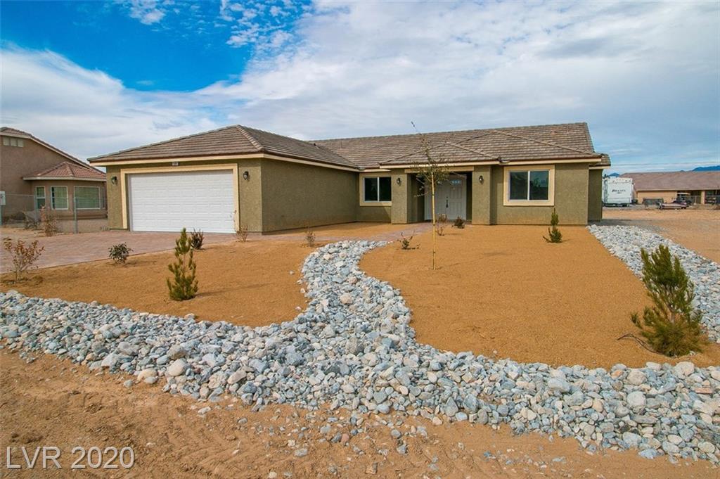 1891 MANZANITA, Pahrump, Nevada 89048