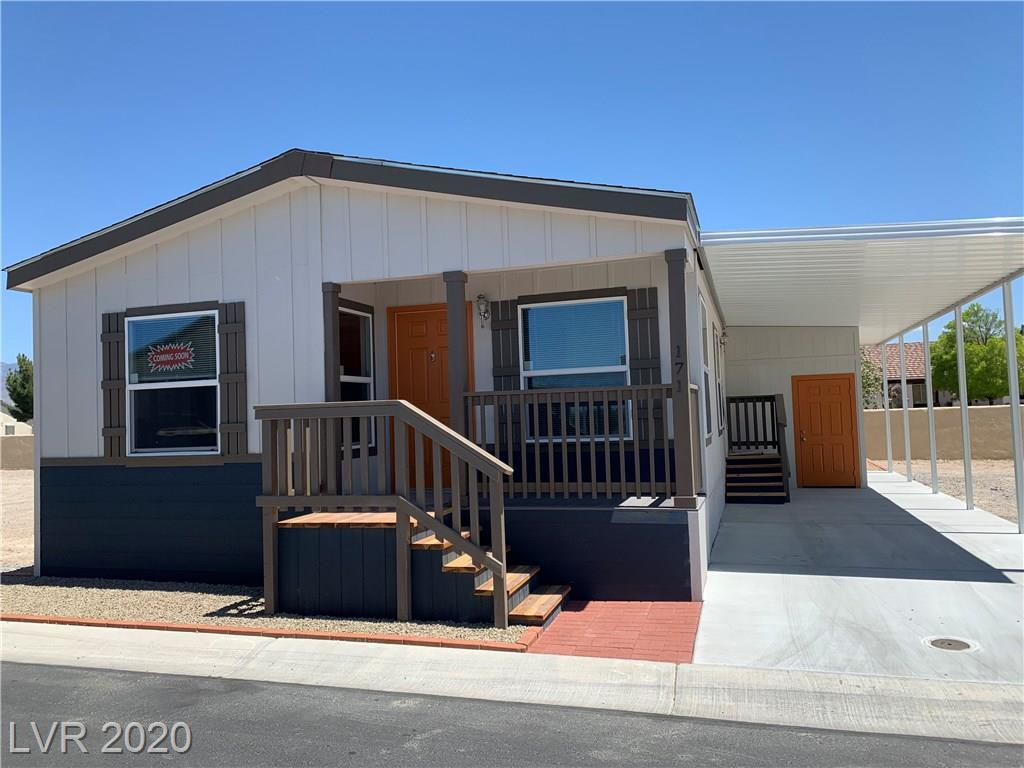 364 Hilton Head Street, Pahrump, Nevada 89048