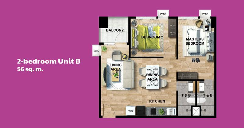 20 2-Bedroom-Unit-B-Paseo-Grove-Condo-Ma