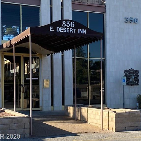 356 Desert Inn Road #101, Las Vegas, Nevada 89109-9024