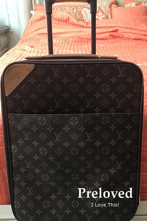 Louie Vuitton Suitcase