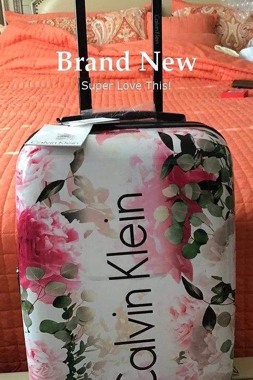 Calvin Klein Small Suitcase