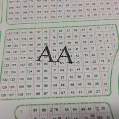 Area AA