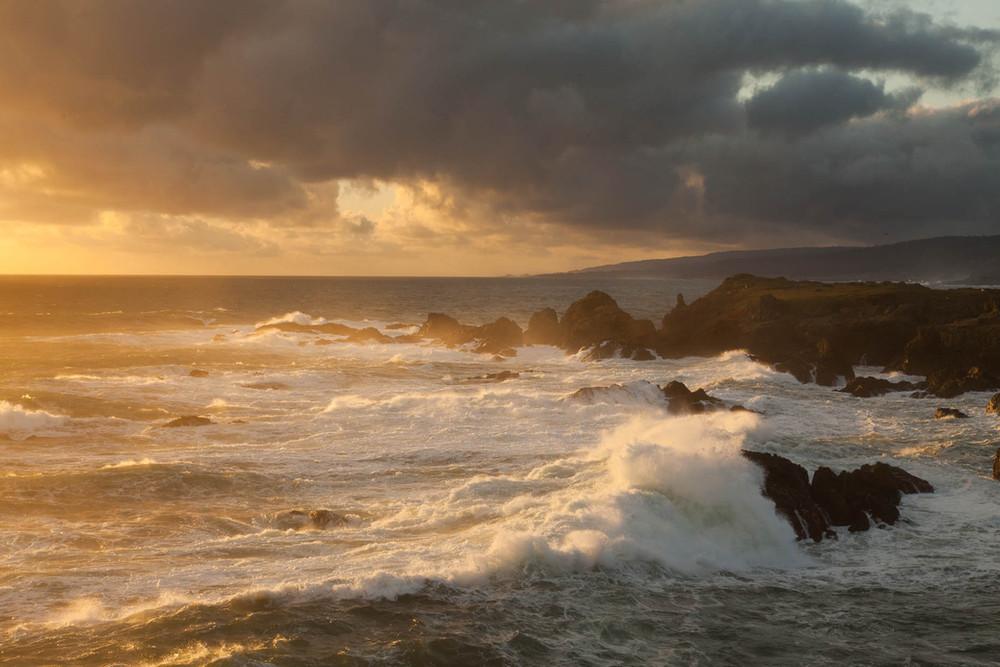 Sea Ranch Storm