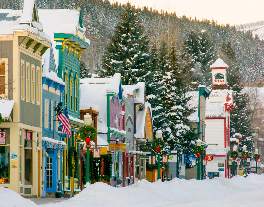 A Winter's Postcard