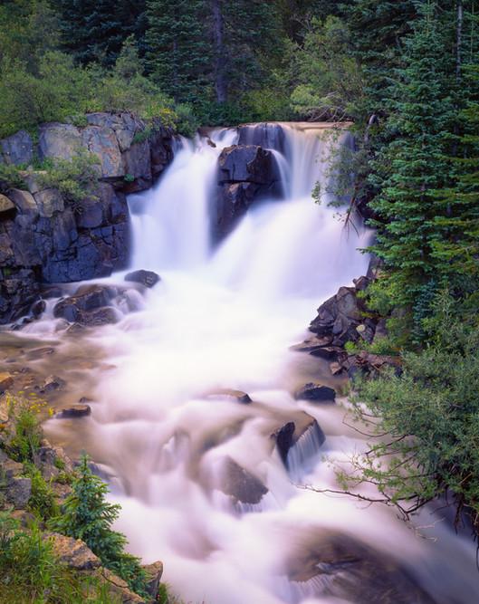 Waterfall, near Eldora, Colorado